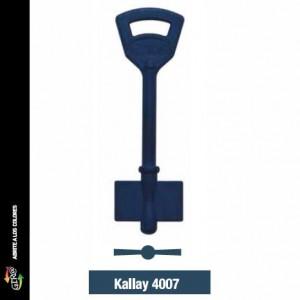 modelo Kallay 4007