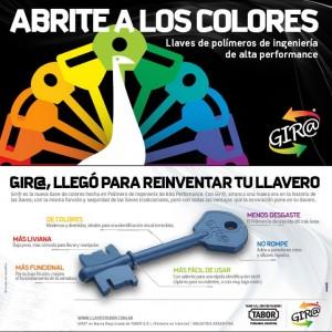 Abrite a los colores